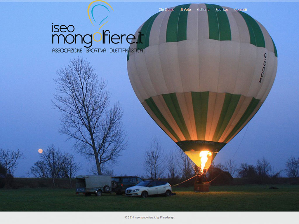 Iseo Mongolfiere